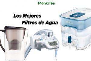 Portada de los mejores filtros de agua en MonkiTés