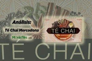{Portada té chai Mercadona